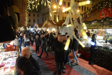 Genova - shopping ultima domenica prima di Natale