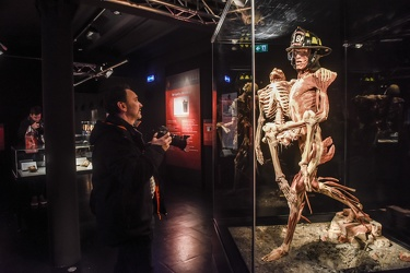 Body Worlds porto antico Ge17022016