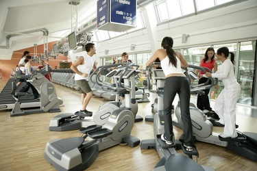 wellness in palestra