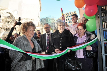 inaugurazione del gay point