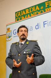 Genova - sequestro GDF