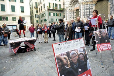 flash mob vendola Ge03112012