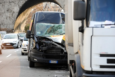 incidente via perlasca