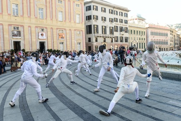 flash mob scherma 092014-6750