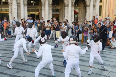 flash mob scherma 092014-6828