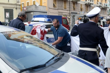Genova, Cornigliano - donna 38enne investita - incidente mortale