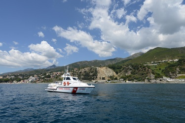 Genova, Arenzano - i primi interventi per la messa in sicurezza