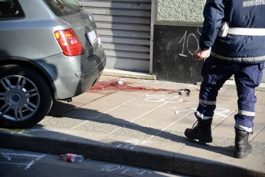 Genova - incidente mortale a Rivarolo