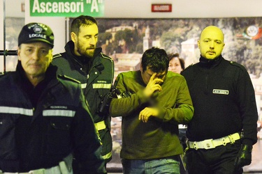 Genova - incidente mortale a Rivarolo - ubriaco alla guida