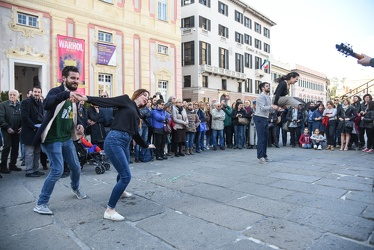 flash mob Swing 18022017