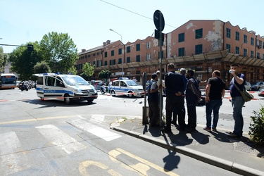 Genova - incidente mortale in via Soliman a Sestri Ponente