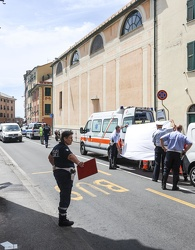 incidente mortale Nervi 062017-6018