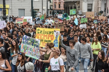 corteo fridays for future 27092019