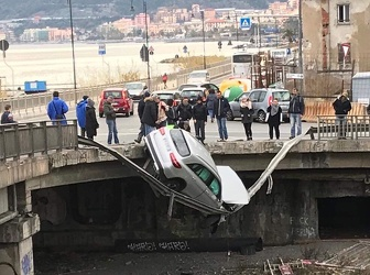 incidente arenzano CroGe19012019