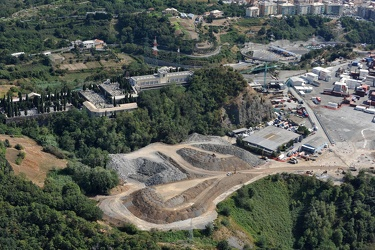 cantiere Erzelli Ge2009 aeree