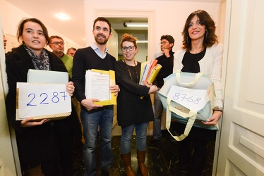 consegna firme primarie PD 30112014
