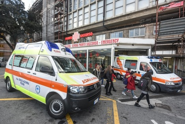 PS Galliera ambulanze 08032018