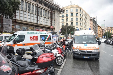 Galliera PS ambulanze 112017-2012
