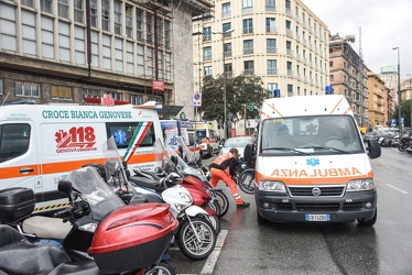 Galliera PS ambulanze 112017-2027