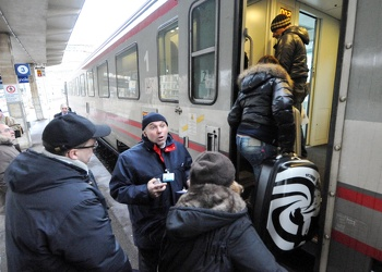 Ge - disavventura intercity per Roma