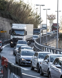 traffico Sestri chiusura By Pass 04122018-1289-2